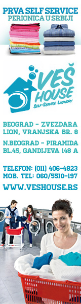 Ve� house - samouslu�na perionica ve�a, Belgrade, New Belgrade